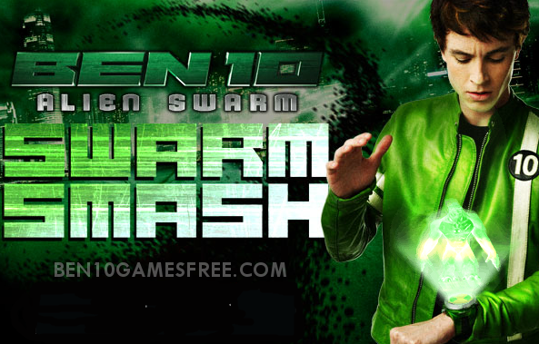 Ben 10 Alien Swarm Smash