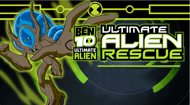 Ben 10 Ultimate Alien Rescue